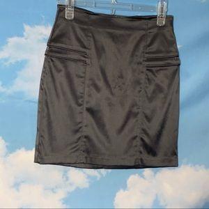 Papaya- Gray Miniskirt size Small